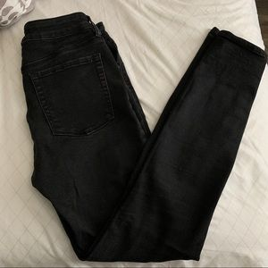 PacSun mid rise jeggings